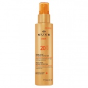 Nuxe Sun Milky Spray Spf 20 150ml