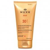 Nuxe Sun Milky Lotion For Face & Body Spf 30 150ml