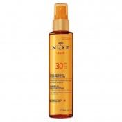 Nuxe Sun Tanning Oil Spf 30 150ml