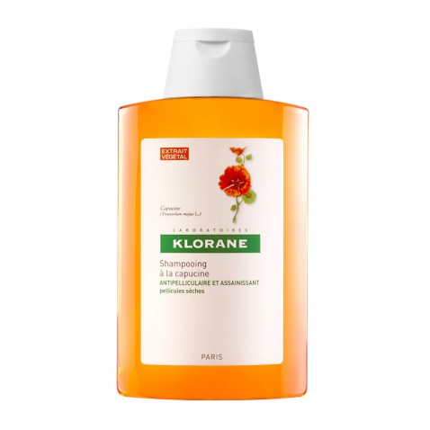 Klorane Shampoo Capucine 200ml αρχική   καλλυντικα   περιποιηση μαλλιων   σαμπουάν