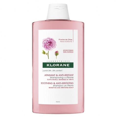 Klorane Shampoo Pivoine 400ml αρχική   καλλυντικα   περιποιηση μαλλιων   σαμπουάν