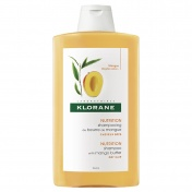 Klorane Shampoo Beurre De Mangue  400ml