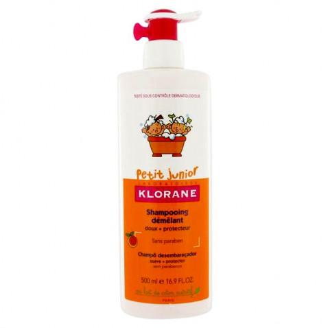 Klorane Petit Junior Shampoo Demelant 500ml