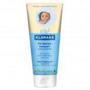 Klorane Bebe Gel Douceur Moussant 200ml