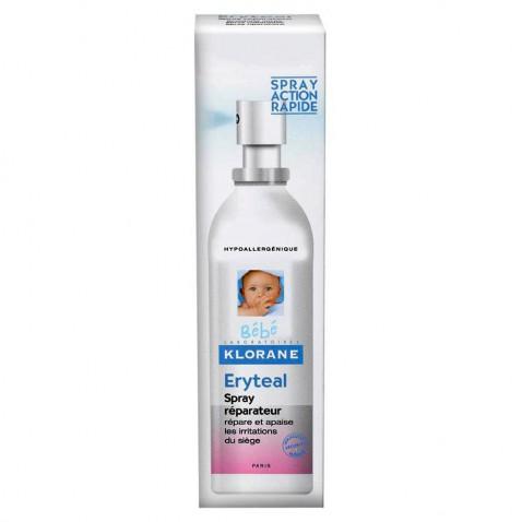 Klorane Bebe Eryteal Spray Reparateur 75ml