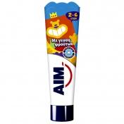 Aim Οδοντόκρεμα 2-6 ετών 50ml