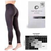 Nanobionic Αθλητικό Κολάν Anti-Cellulite Size Large - Extra Large