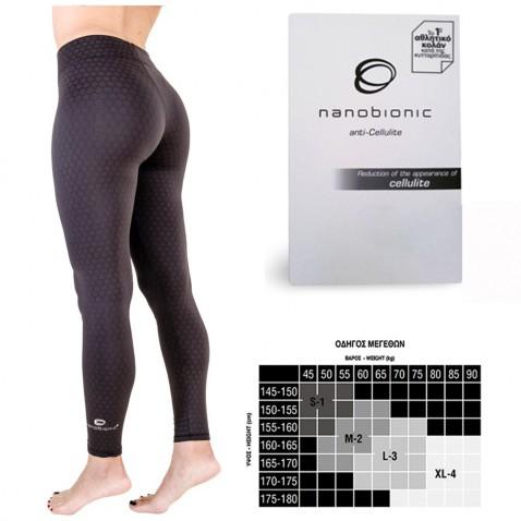 Nanobionic Αθλητικό Κολάν Anti-Cellulite Size Large - Extra Large αρχική   αδυνατισμα διαιτα   στοχοι αδυνατισματοσ   βερμούδες   κολάν αδυνατίσμα