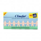 Clinofar Αμπούλες 40x5ml και 20 ΔΩΡΟ