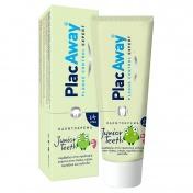 PlacAway Junior Teeth Toothpaste Orange Flavour 50ml