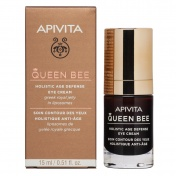 Apivita Queen Bee Kρέμα Lifting Ματιών Ολιστικής Αντιγήρανσης 15ml