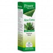Power Health Aloe Extra 20 Αναβράζοντα Δισκία