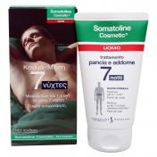 Somatoline Cosmetic Man Αγωγή Κοιλιά - Μέση 7 νύχτες 150ml