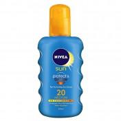 Nivea Sun Protect & Bronze Spray SPF 20 200ml