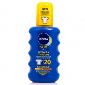 Nivea Sun Protect & Moisture Spray SPF 20  200ml