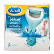 Scholl Velvet Smooth Wet & Dry Ηλεκτρική Λίμα Ποδιών