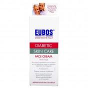 Eubos Diabetic Skin Care Face Cream Anti Age 50ml