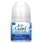 Optima Ice Guard Crystal Deodorant Roll On Lavender 50ml
