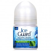 Optima Ice Guard Crystal Deodorant Roll On Lemongrass 50ml