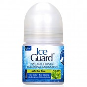 Optima Ice Guard Crystal Deodorant Roll On Tea Tree 50ml