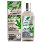 Dr.Organic Hemp Oil Rescue Shampoo 265ml