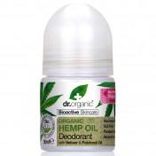 Dr.Organic Hemp Oil Deodorant 50ml