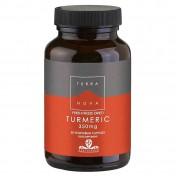Terranova Turmeric Root 350mg 50 veg caps