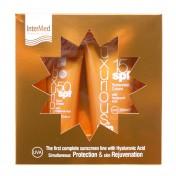 Luxurious Sun Care Pack με Face Cream Spf50 75ml & Body Cream Spf15 200ml