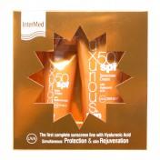 Luxurious Sun Care Pack με Face Cream Spf50 75ml & Body Cream Spf50 200ml