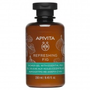 Apivita Refresing Fig Αφρόλουτρο με Αλόη & Σύκο 250ml