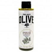 Korres Pure Greek Olive Αφρόλουτρο Ελιά και Κέδρος 250ml