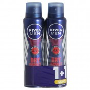 Nivea Men Dry Impact Spray 48h 150ml 1+1 ΔΩΡΟ