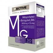 F Ective Magnesium + B6 30 tabs