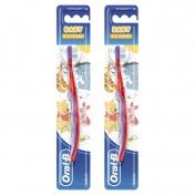 Oral B Baby Disney Μαλακή Οδοντόβουρτσα 0-2 ετών 1+1 ΔΩΡΟ