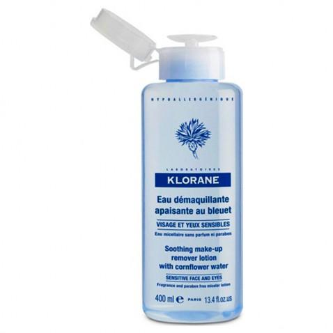 Klorane Bleuet Eau Florale Demaquillante 400ml Promo Pack 9,90€ από 16,50€ αρχική   καλλυντικα   περιποιηση προσωπου   ντεμακιγιάζ   καθαρισμός