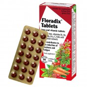 Power Health Floradix Tablets 84 tabs