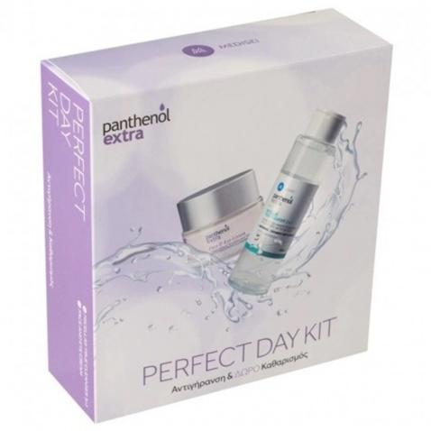 Panthenol Extra Promo Pack Face & Eye Cream 50ml και ΔΩΡΟ Micellar True Cleanser αρχική   καλλυντικα   περιποιηση προσωπου   πρώτες ρυτίδες
