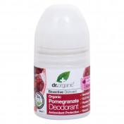 Dr.Organic Pomegranate Deodorant Roll On 50ml