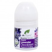 Dr.Organic Lavender Deodorant Roll On 50ml