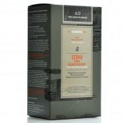 Korres Cedar Men's Colour Treatment 6.0 Γκρί Ανοιχτό Φυσικό