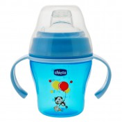 Chicco Soft Cup 6m+ Σιελ (6823-12)