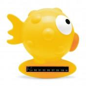 Chicco Θερμόμετρο Μπάνιου Ψάρι Πορτοκαλί 0m+