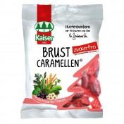 Kaiser Brust Caramellen Καραμέλες με Βότανα & Έλαια 60gr