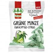 Kaiser Eukalyptus Grune Minze Καραμέλες με Ευκάλυπτο & Δυόσμο 60gr