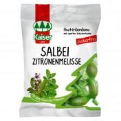 Kaiser Salbei Zitronenmelisse Καραμέλες με Φασκόμηλο & Μελισσόχορτο 60gr