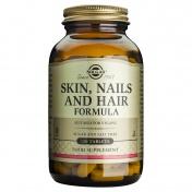 Solgar Skin Nails And Hair Formula 120tabs