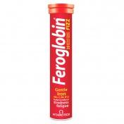 Vitabiotics Feroglobin Fizz Γεύση Πορτοκάλι 20 αναβράζοντα δισκία