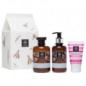 Apivita Pure Jasmin Gift Set