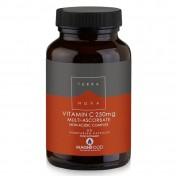 Terranova Vitamin C 250mg Complex 50caps