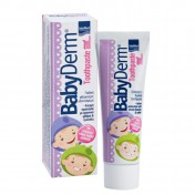 BabyDerm Toothpaste Τσιχλόφουσκα 50ml